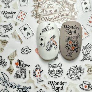 Stickers wonderland