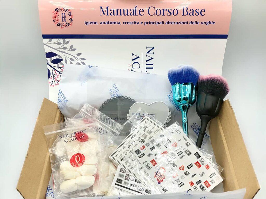 prodotti nail artist academy