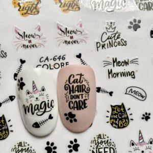 stickers cattitude