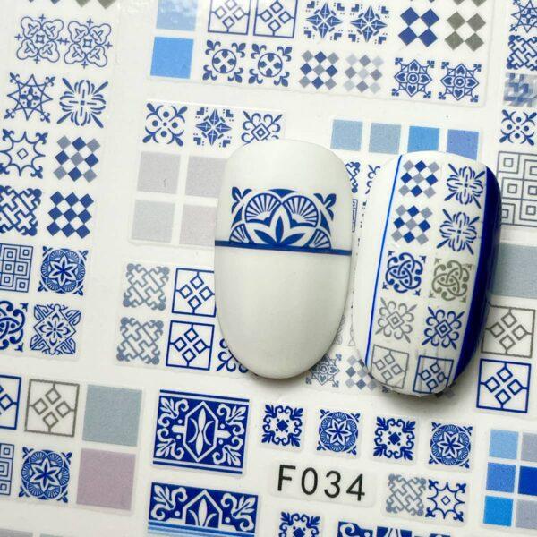 stickers majolica