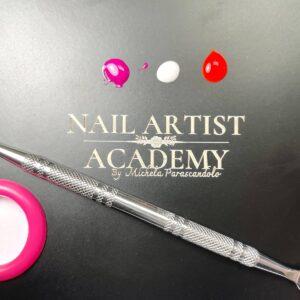 Tavolozza palette colori gel nails