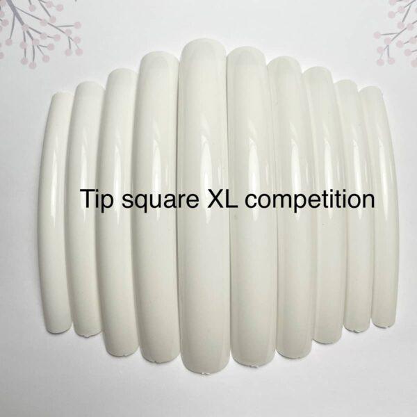 Tip competizione square XL