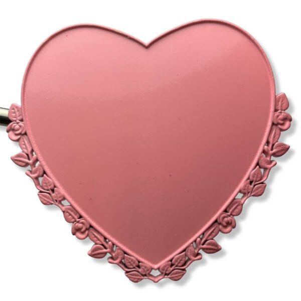 tip display cuore rosa