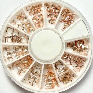 borchie decorazioni nail art