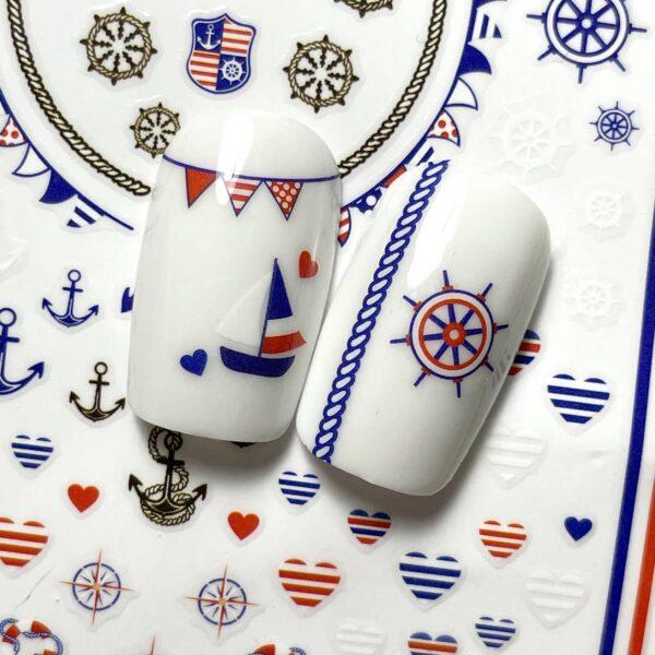 stickers nautical