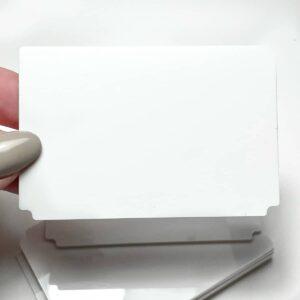 tip display rettangolare bianco-1