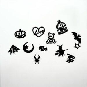 borchie halloween unghie